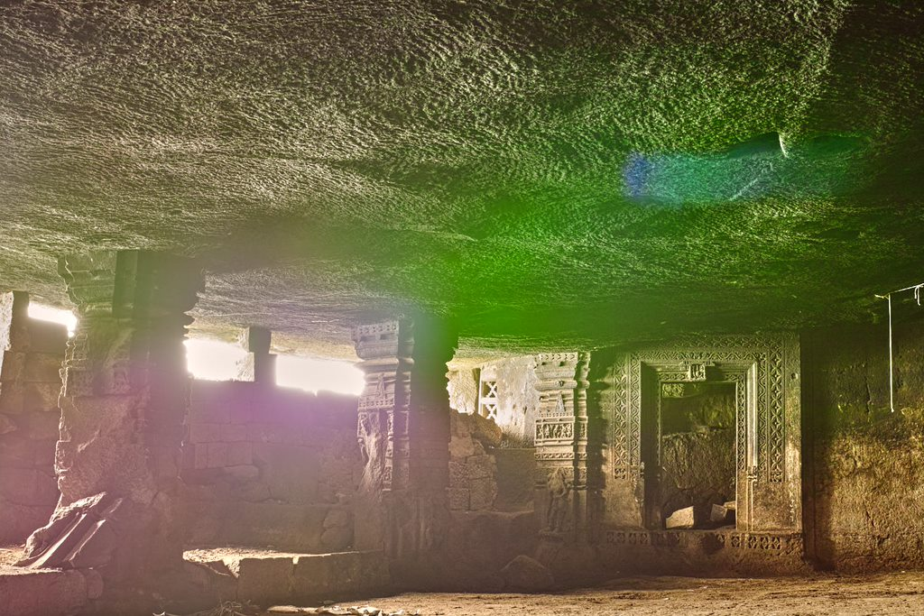 Cave at Kothaligad fort